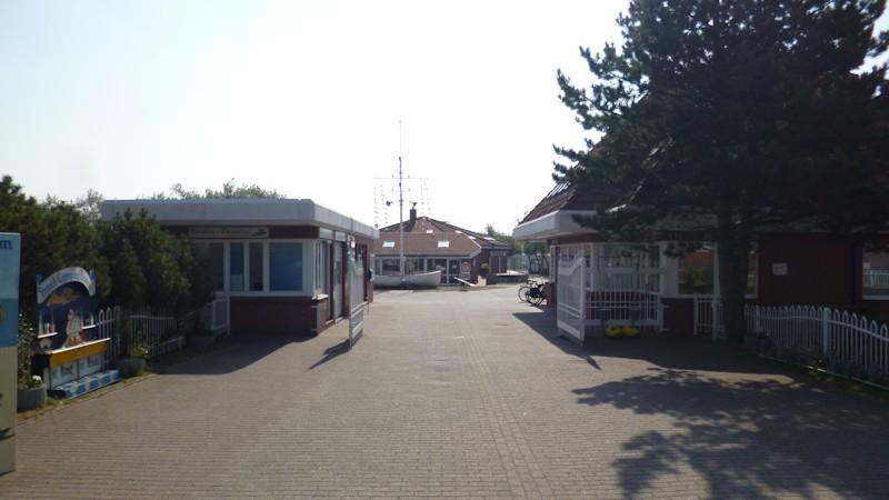 Insel Camping - Campingplatz auf Borkum