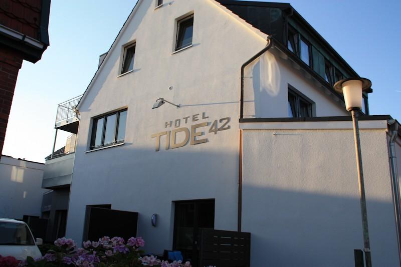 Hotel Tide 42 Außenaunsicht