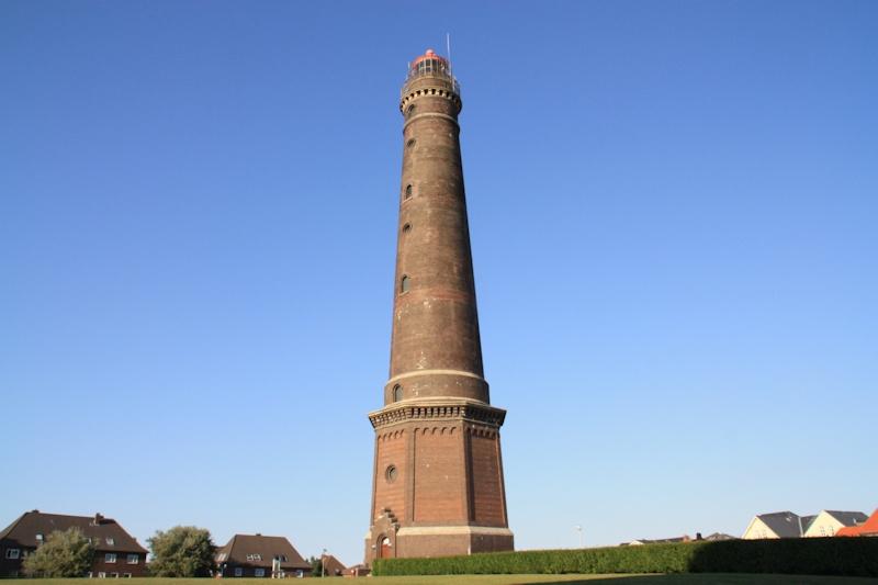 Leuchtturm auf Borkum