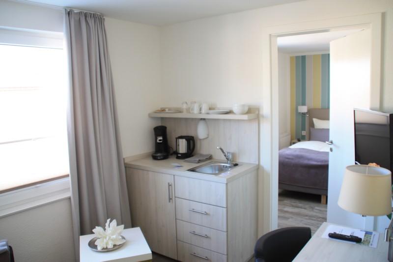 Suite im Hotel Tide 42 auf Borkum